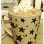 Delicious Eggnog Frappuccino