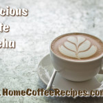 White Chocolate Mocha Recipe